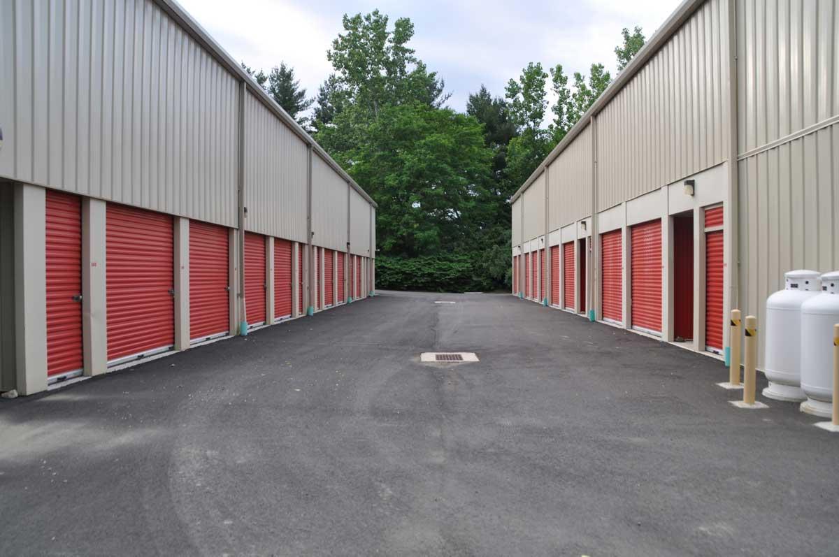 Safe And Sound Self Storage Storage Units Danbury Ct