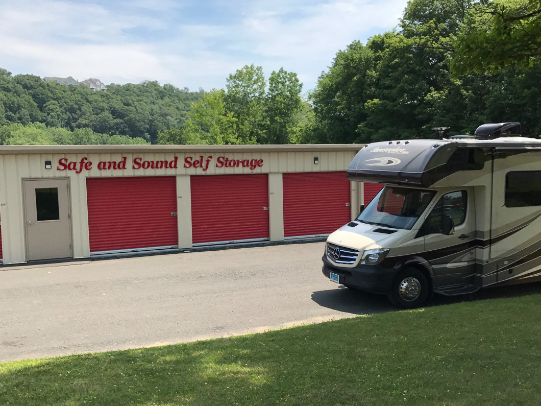 Vehicle Storage Danbury Ct Safe And Sound Self Storage
